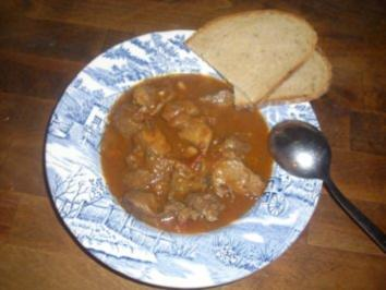Suppenküche: schneller Wildgulasch - Rezept