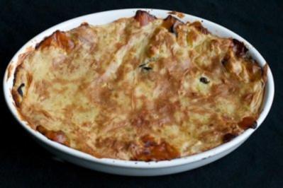 Rezept: Pizza di patate
