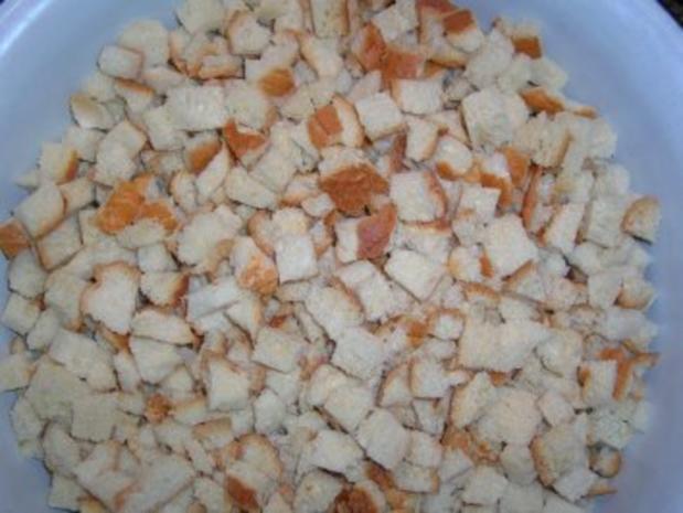 Pfifferlingragout mit selbstgemachten Semmelknödeln - wer Pfifferlinge in der Kombi mag - - Rezept - Bild Nr. 4