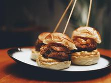 Mini- Party- Cheeseburger - Rezept - Bild Nr. 4