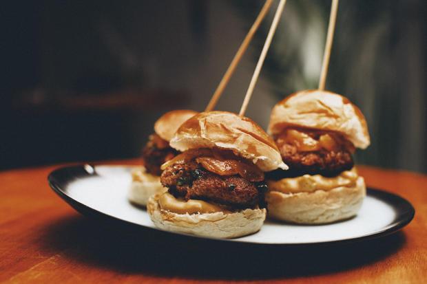 Mini-Cheeseburger - Fingerfood und Partyrezepte - Bild Nr. 9