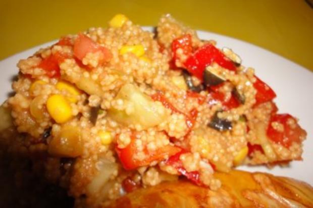 Hirse-Salat - Rezept - Bild Nr. 2