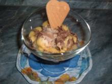 Eis-Ananas-Kokos - Rezept