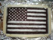 *Isa-Specials: Patriotische Brownies ;) - Rezept