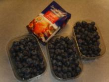 Eingemachtes: Heidelbeermarmelade - Rezept