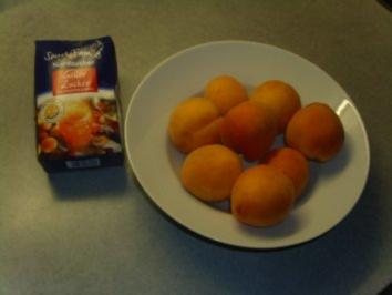 Eingemachtes: Aprikosenmarmelade - Rezept