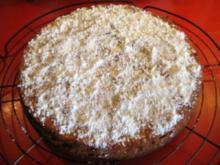 Französischer Apfelkuchen aus der Bretagne - Rezept