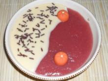 Melonen - Pudding - Rezept