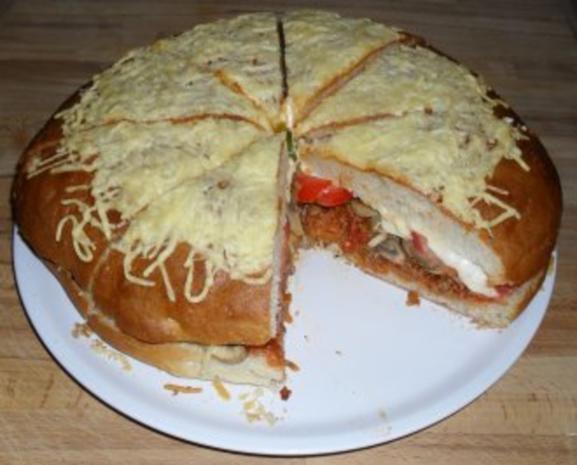 xxl  party  burger  rezept mit bild  kochbarde