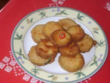 Gebackene Zucchini - Rezept