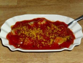 Curry-Weißwurst - Rezept
