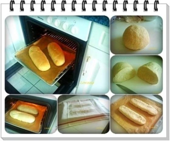 Brot - Ciabatta Brot - Rezept - Bild Nr. 2