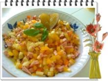 Salat: Geflügel Fleischwurst-Salat mit Fenchel und  . . . - Rezept