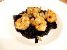 Sylvia's Pasta Mista - Rezept