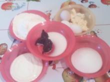 Nougat Muffins - Rezept