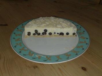 Kuchen/Torten: Blueberry Cheesecake - Rezept