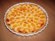 Puddingkuchen mit Mandarinen - Rezept