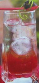 Mein fruchtiger Cocktail - Rezept