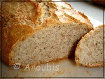 Brot/Brötchen - Dinkelbrot mit Buchweizenmehl - Rezept