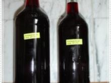Angesetzter - Fixer Himbeerlikör - Rezept