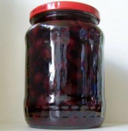 Einmachen: Kirschen mit Vanille, eingekocht - Rezept
