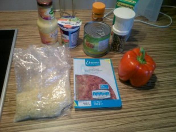 """""""Salat"""" Curry-Reissalat - Rezept - Bild Nr. 2"""