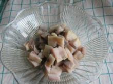 Matjessalat leichte Version - Rezept
