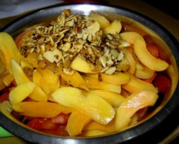 Tomaten-Aprikosen-Salat - Rezept - Bild Nr. 7