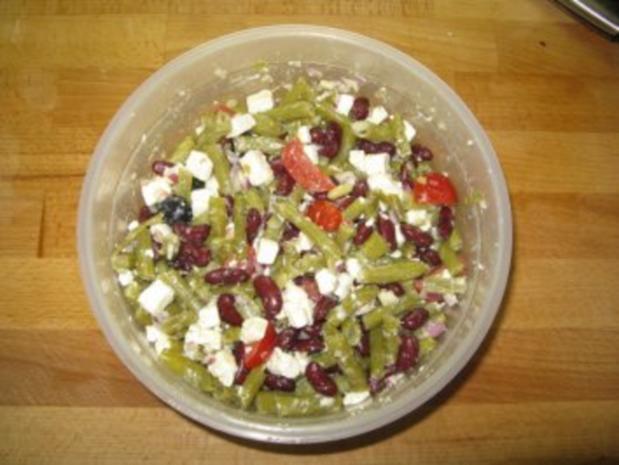 Griechischer Salat - Rezept - Bild Nr. 4