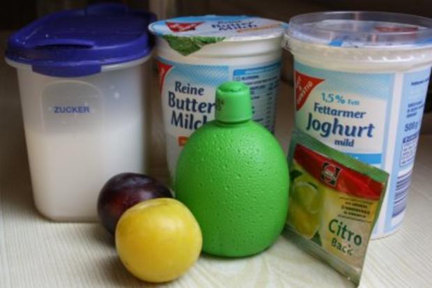 Nachspeise: Buttermilch-Dessert - Rezept - Bild Nr. 2