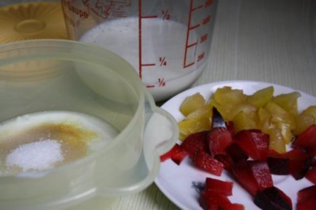 Nachspeise: Buttermilch-Dessert - Rezept - Bild Nr. 3