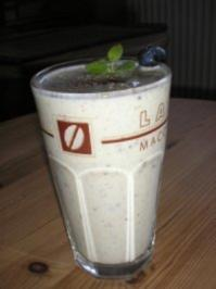 Snow-milk - Rezept