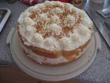 Torte Quarkige Mandarinen Rezept Mit Bild Kochbar De