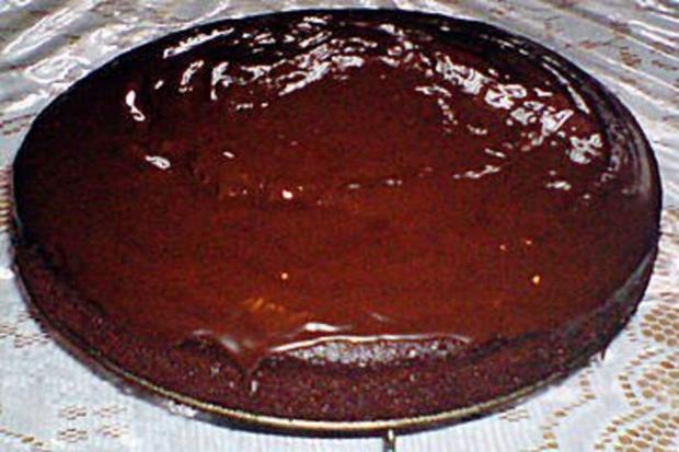 türkischer schokoladenkuchen - Rezept