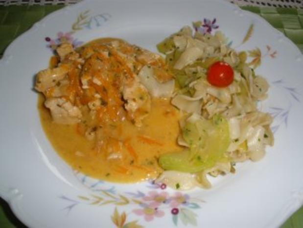 Beilage - Zucchininudeln - Rezept - Bild Nr. 3