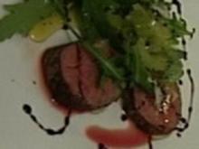 Rindfleischsalat mit Sellerie und Trüffelöl - Rezept - Bild Nr. 16
