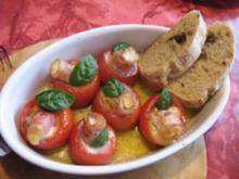 Tomate - Mozarella neu definiert - Rezept