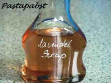 Rezept: Lavendelsirup
