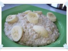 Frühstück - Dinkel-Porridge - Rezept