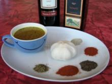 Marinade für Grillgut - Rezept