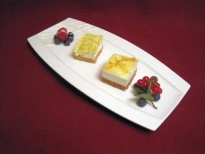 Variationen vom Zitronenkuchen - Rezept