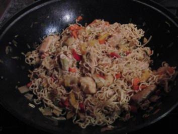 Rezept: Chinesische Pfanne