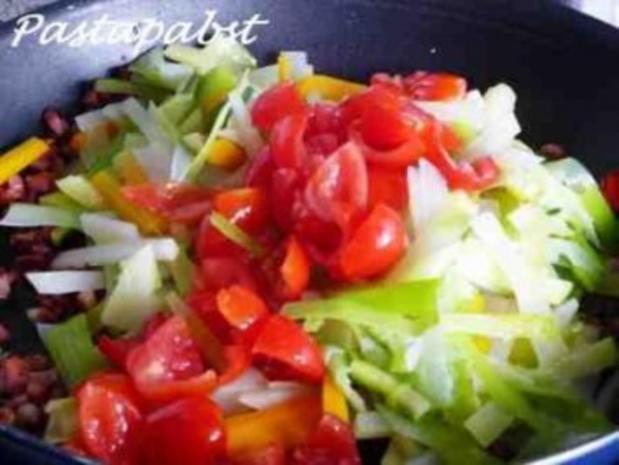 Gemüse Tortilla - Rezept - Bild Nr. 3