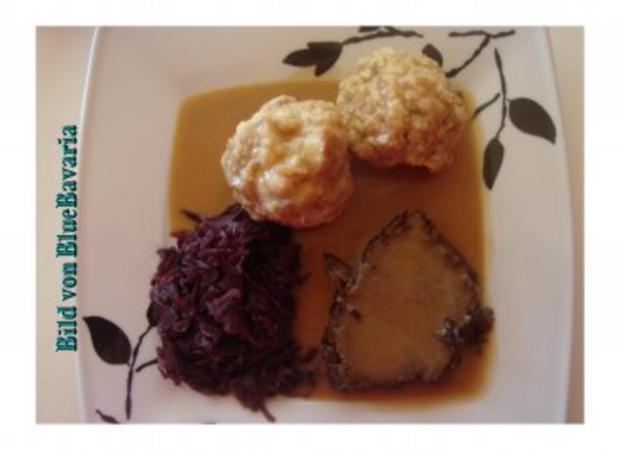 Fleischgerichte: Brigittes fränkischer Sauerbraten - Rezept