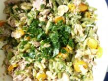 Bohnen - Thunfisch - Salat - Rezept