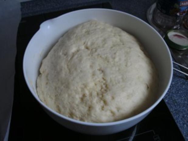 Kirsch-Butterkuchen - Rezept - Bild Nr. 3