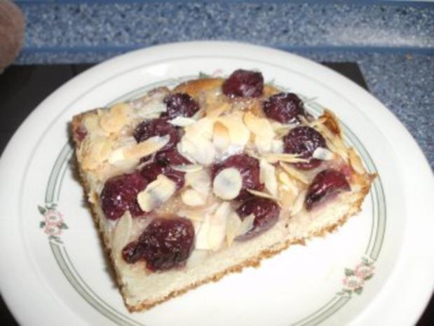 Kirsch-Butterkuchen - Rezept - Bild Nr. 2