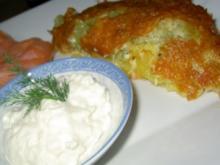 Schmorgurken-Kartoffel-Gratin - Rezept