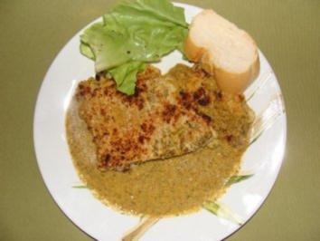 Fisch :  -Merluzafischfilet im eigenen Saft- - Rezept