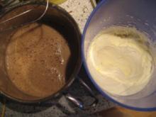 Eis- Nachtisch für die 2 Krampen - Rezept